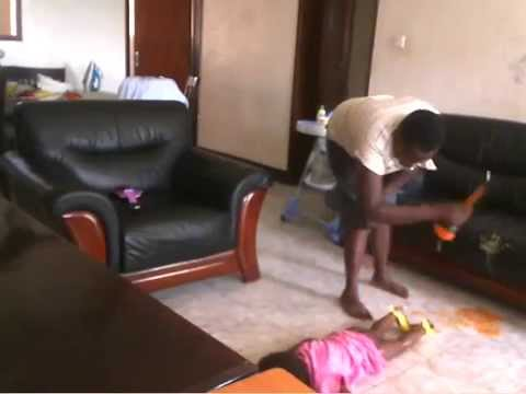 More Monsters, brutal abuse of a child by a maid