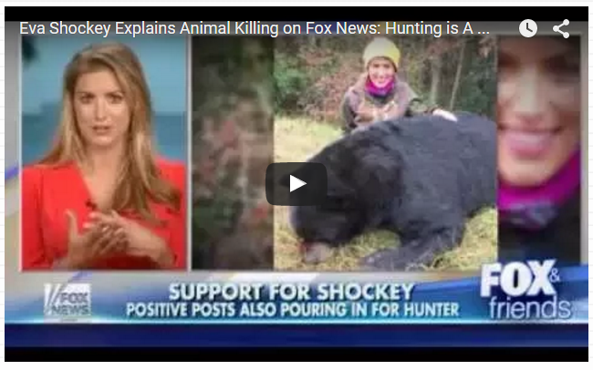 Fox News Biased Lies Supports Hunters