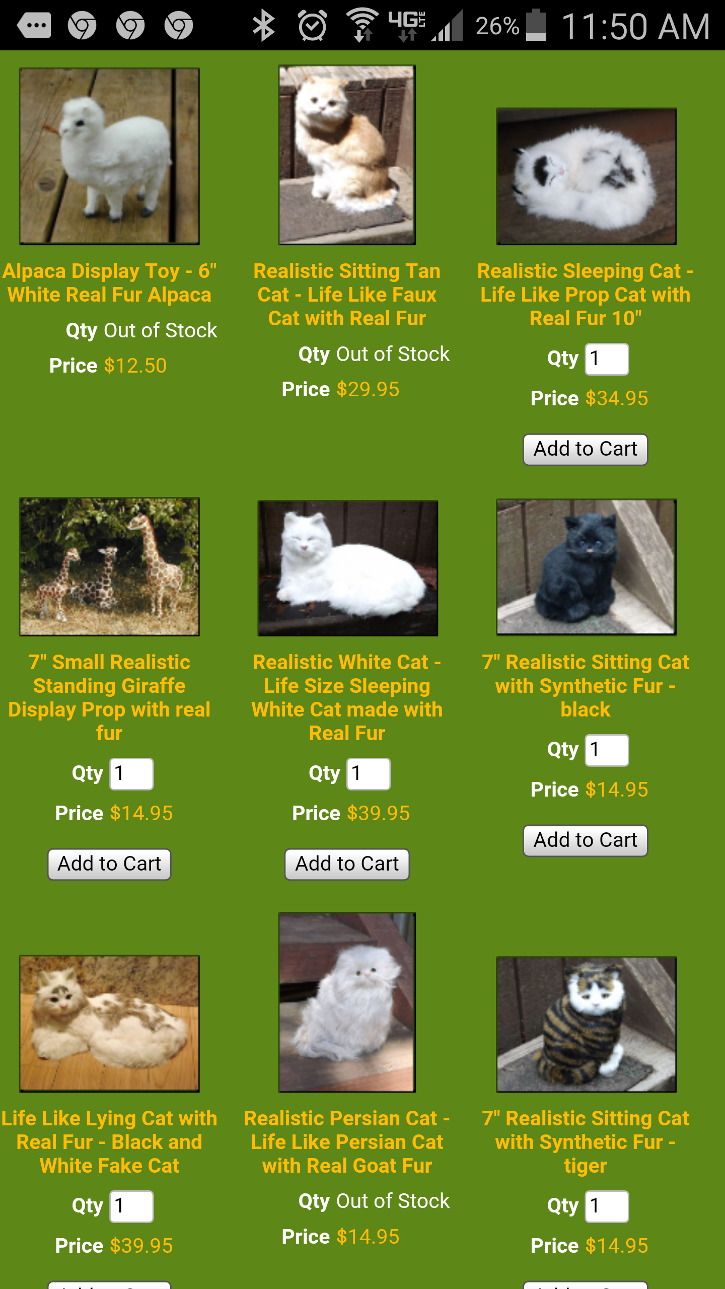 Toy store sells stuffed toys made with real fur – The