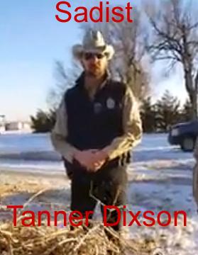 Sadistic Game Warden Tanner Dixson Murders Innocent Family Member